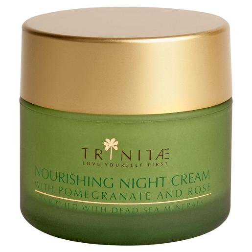 Nourishing Night Cream with Pomegranate and Rose