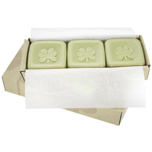 3 TRIPLE MILLED Dead Sea Salt Soap with Citrus