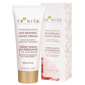 Pomegranate Nourishing Hand Cream Enriched with Dead Sea Minerals