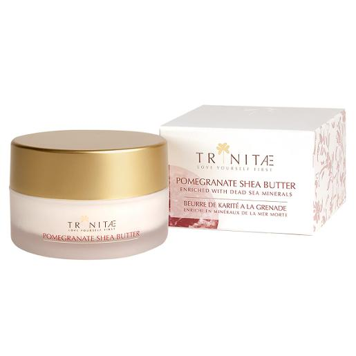 Pomegranate Shea Butter Enriched with Dead Sea Minerals