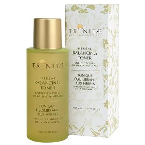 Herbal Balancing Toner Enriched with Dead Sea Minerals