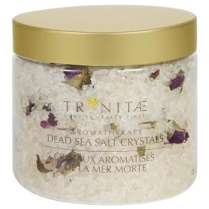 Aromatherapy Dead Sea Salt Crystals Rose